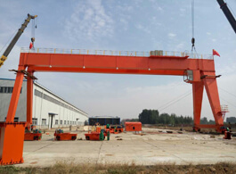 Gantry Crane Installation