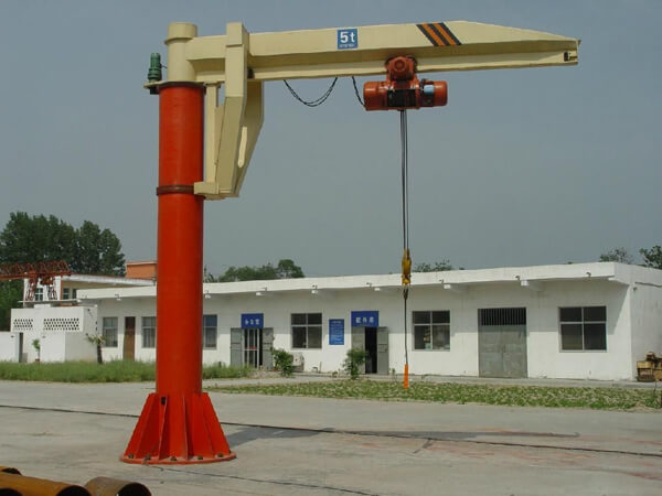 Electric Hoist With Motorized Trolley