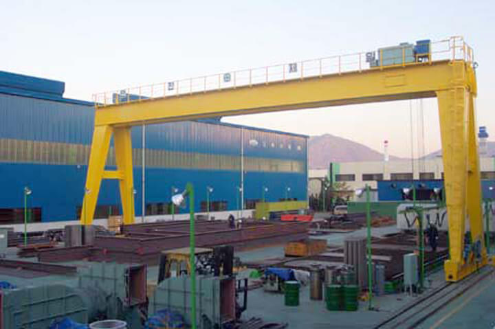 Motorized Gantry Crane