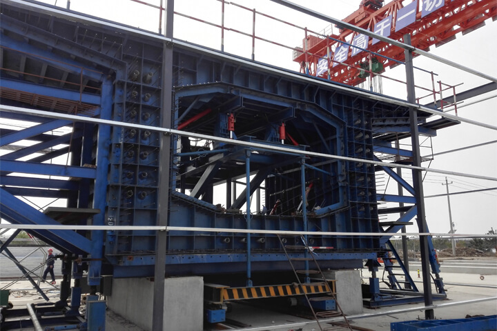 Precast Segmental Bridge Moulds