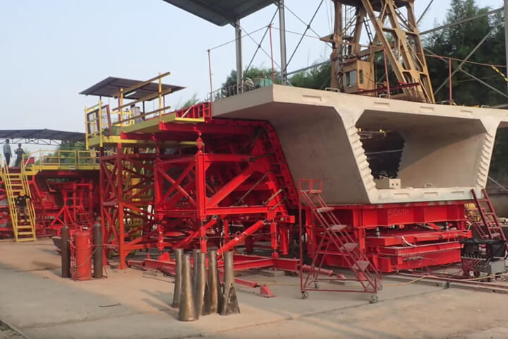 Segmental Bridge Formwork