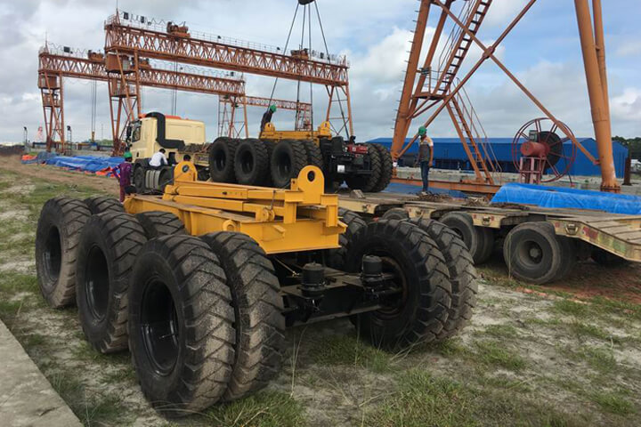 Girder Carrier